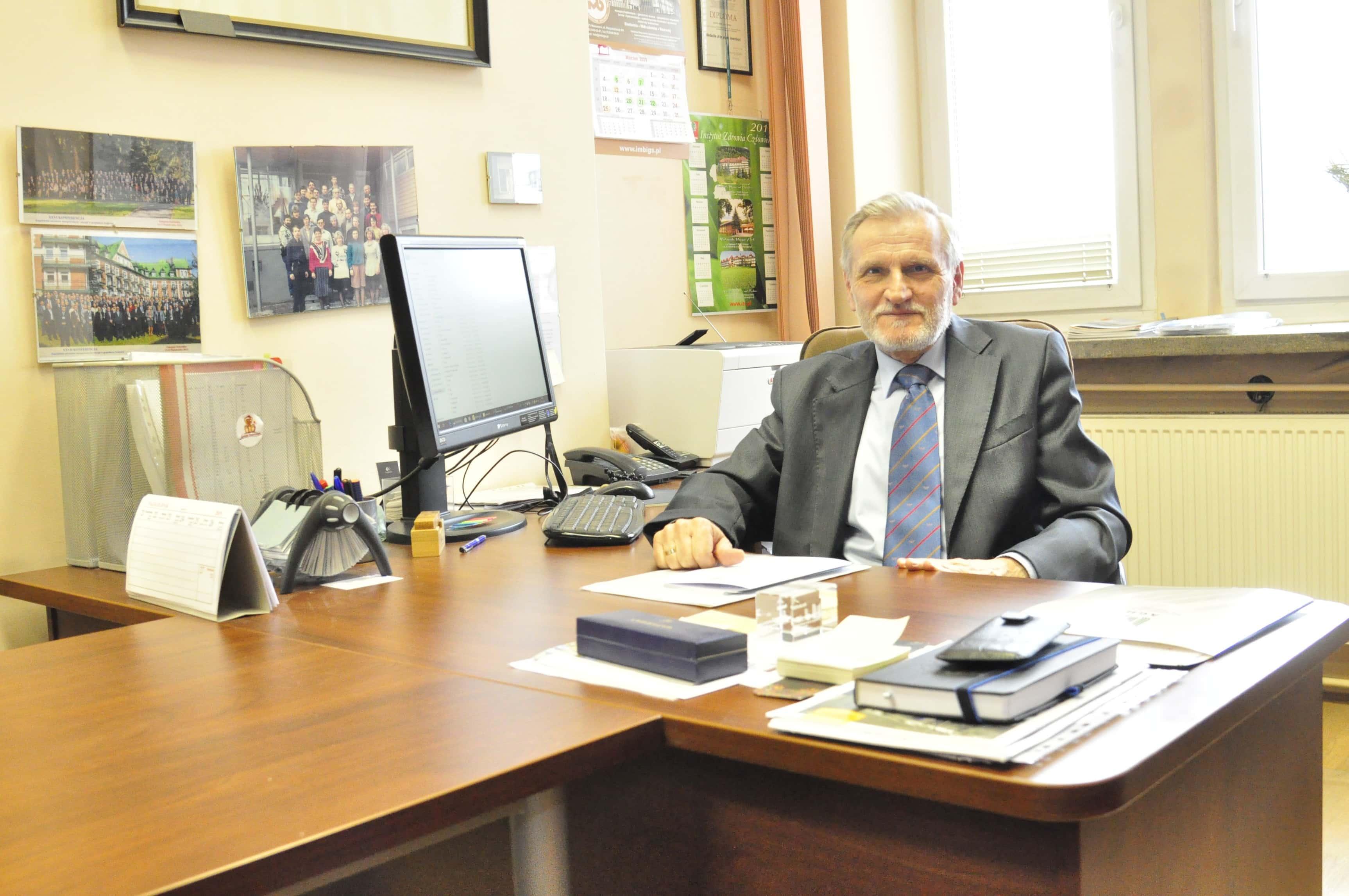 dr hab. Stanisław Porada, prof. AGH