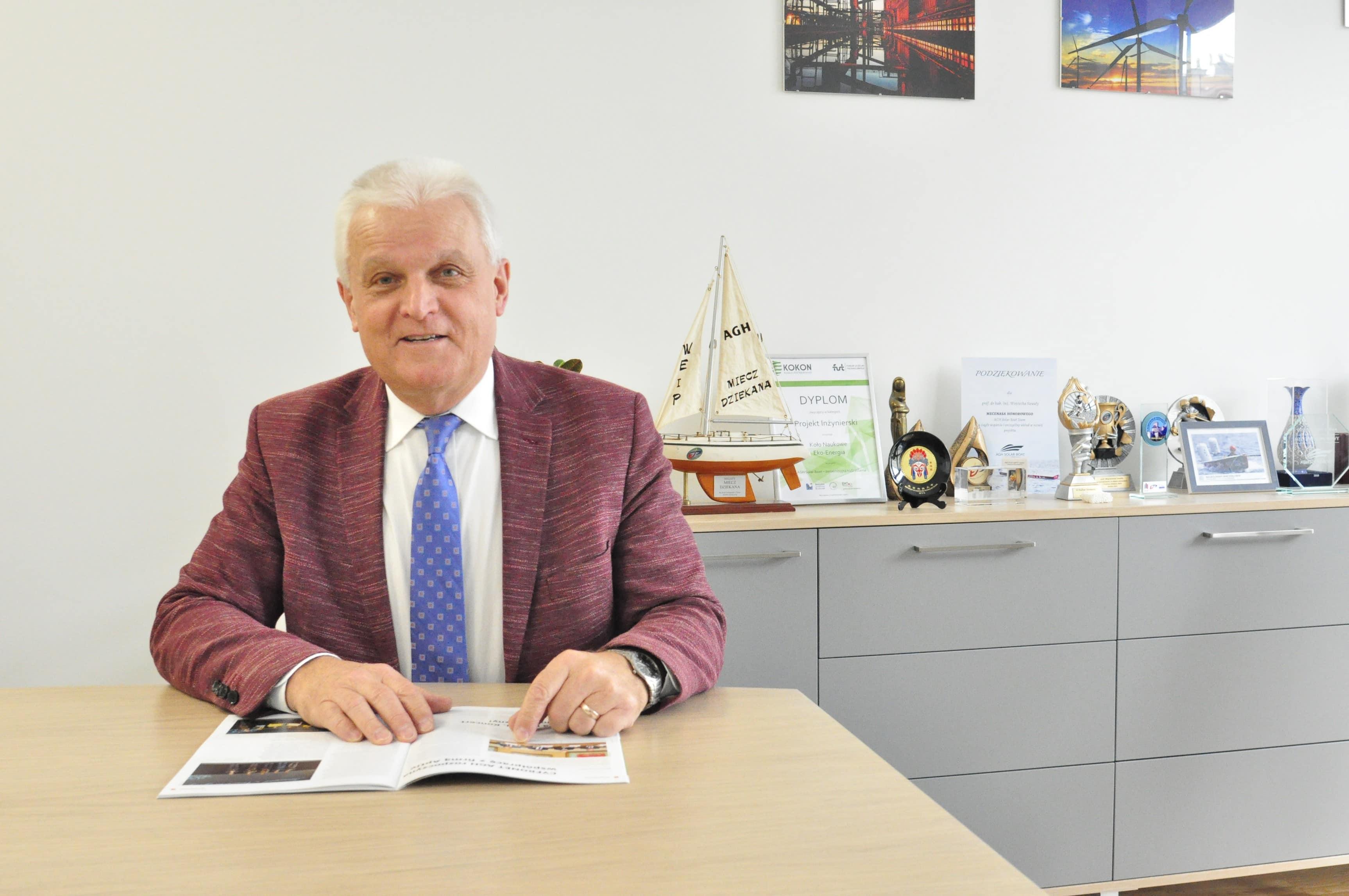 dr inż. Leszek Kurcz