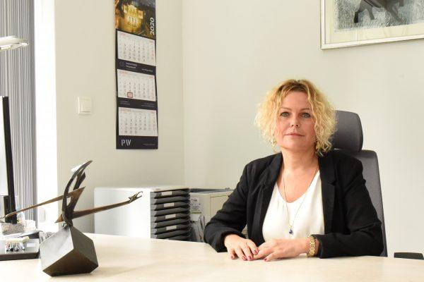dr hab. Monika Motak, prof. AGH
